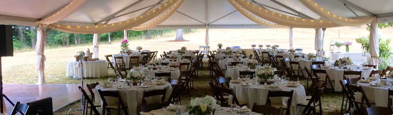 Special event and party rentals in Corvallis Oregon, Albany OR, Salem OR