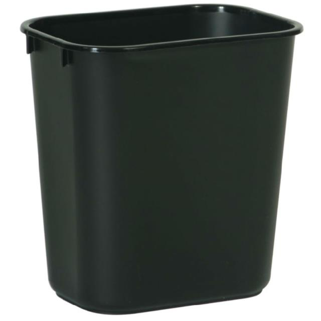 Where to find Rubbermaid Wastebasket 3.2 Gallons Black in Corvallis
