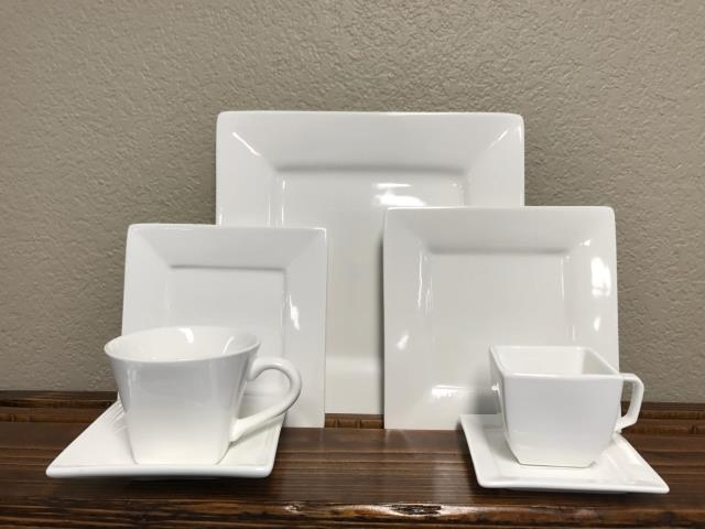 Where to find White Square China in Corvallis