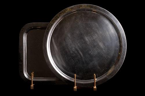 Where to find Hammered Serving Tray in Corvallis