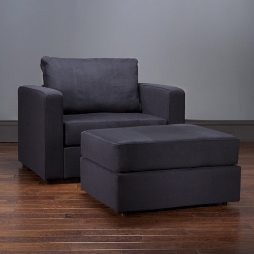 Where to find Lounge Furniture, Arm Chair w  Ottoman in Corvallis