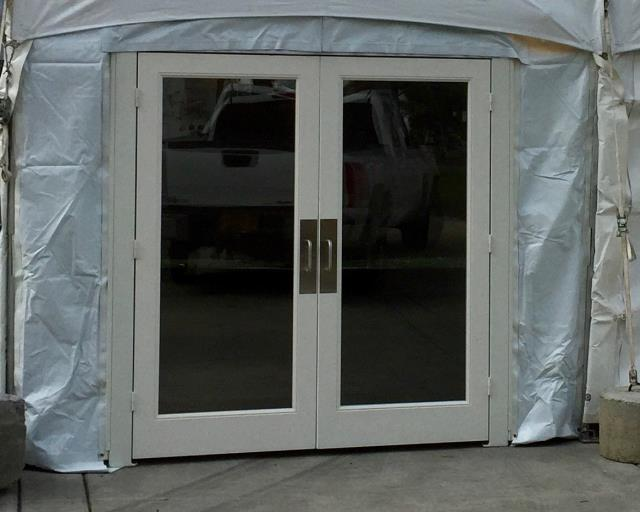 Where to find Tent Door, Fiber Tech Double Door in Corvallis
