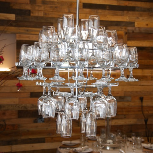 Where to find Chandelier - Wine Glass in Corvallis