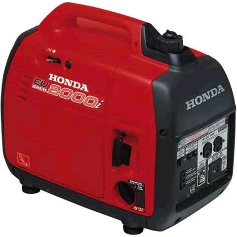 Where to find Honda EU2000i Generator in Corvallis