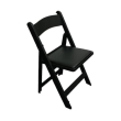 Rental store for Black Padded Chairs in Corvallis OR