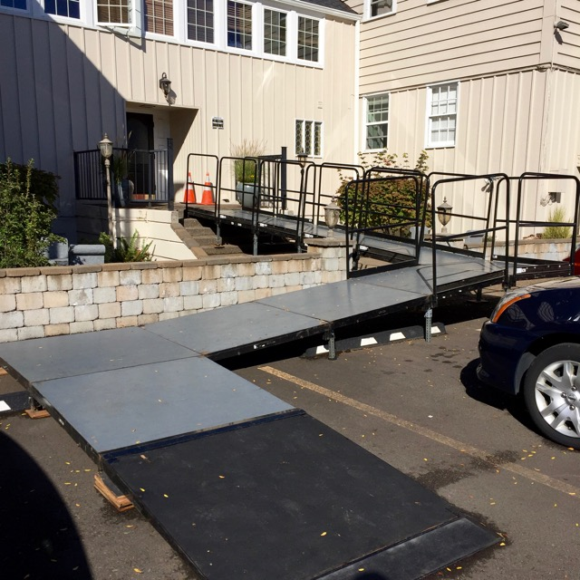 Where to find Custom Access Ramps in Corvallis