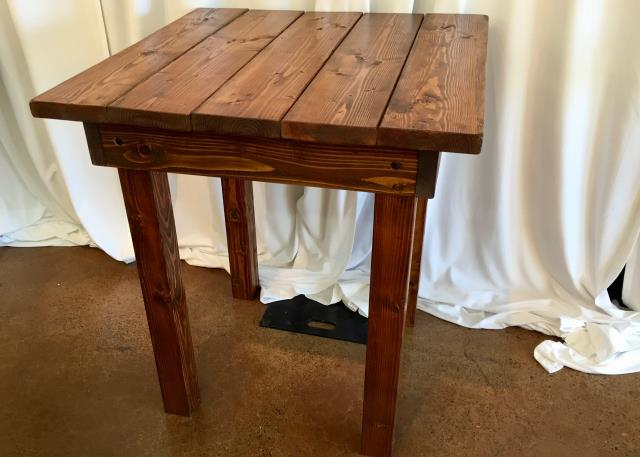 Where to find Pub Height Farm Table, 36  Square in Corvallis