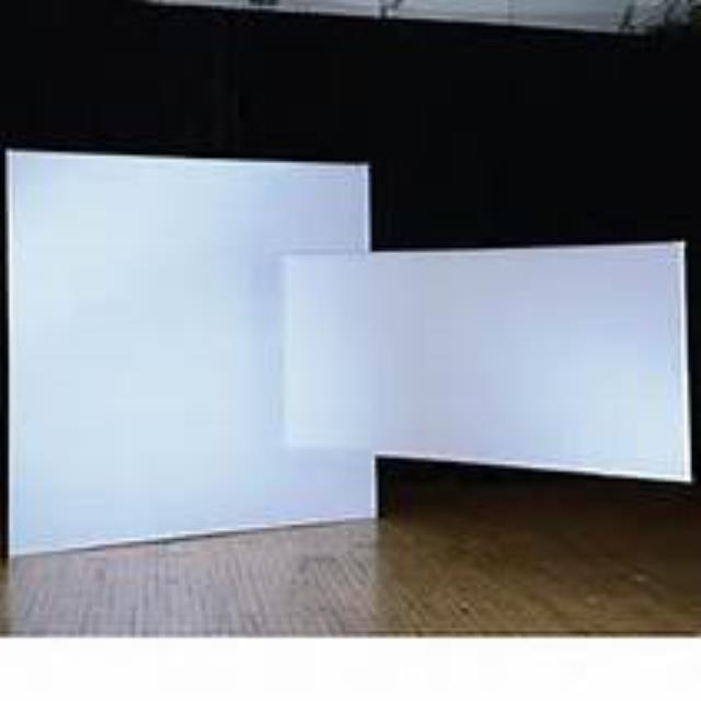 Where to find 8  x 10  White Stretch Screen in Corvallis