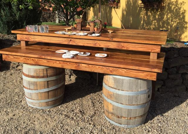 Bar Farm Table Wine Barrel Rentals Corvallis Or Where To