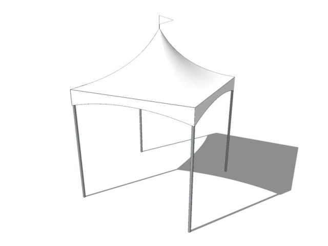Where to find 10  x 10  White Hi Peak Tent in Corvallis