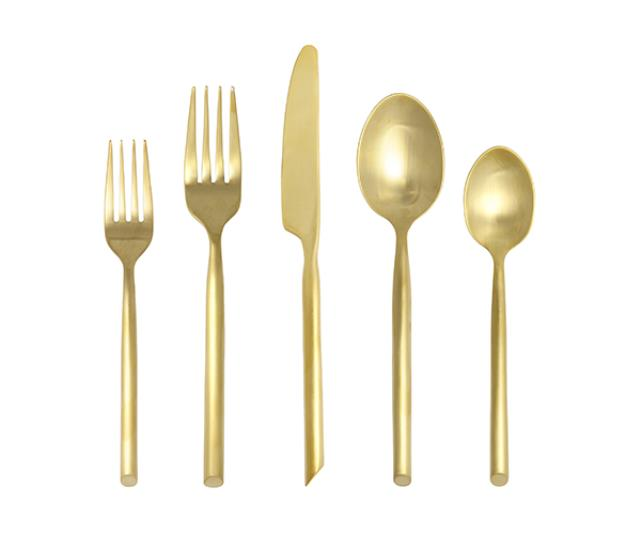 Where to find Capri Gold Flatware in Corvallis