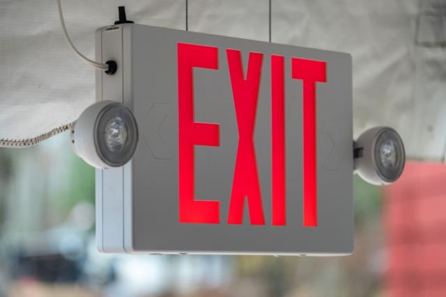 Where to find Fire Emergency Exit Light in Corvallis