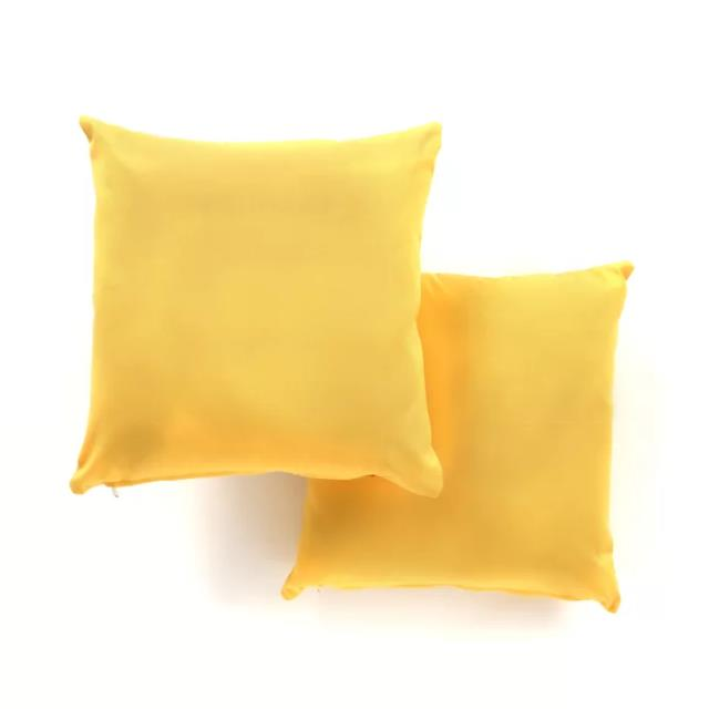Where to find Yellow Indoor   Outdoor Throw Pillow in Corvallis
