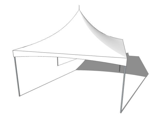 Where to find 15  x 20  White Hi Peak Tent in Corvallis