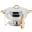 Rental store for Chafer - Fancy Stainless Steel Rectangle in Corvallis OR