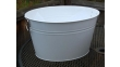 Rental store for Tub - Round White Metal in Corvallis OR