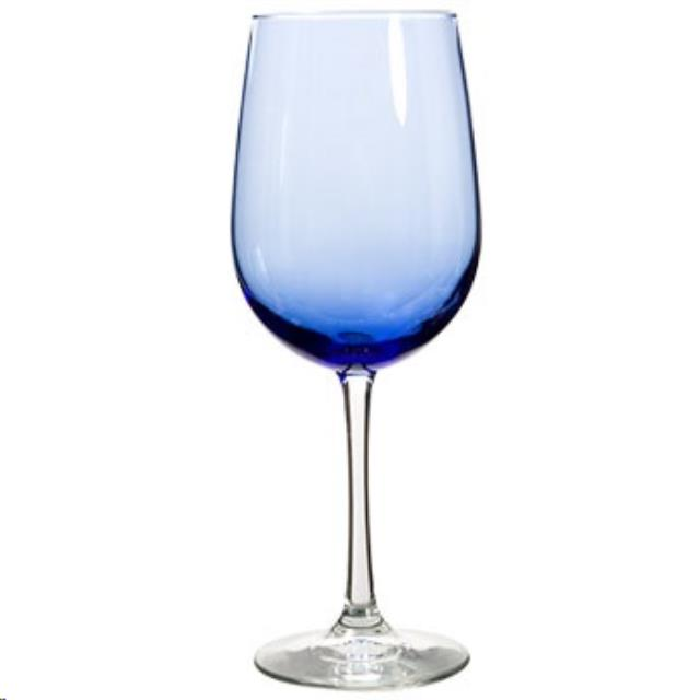 Where to find Cobalt Blue Wine Glass 18.5 oz. in Corvallis