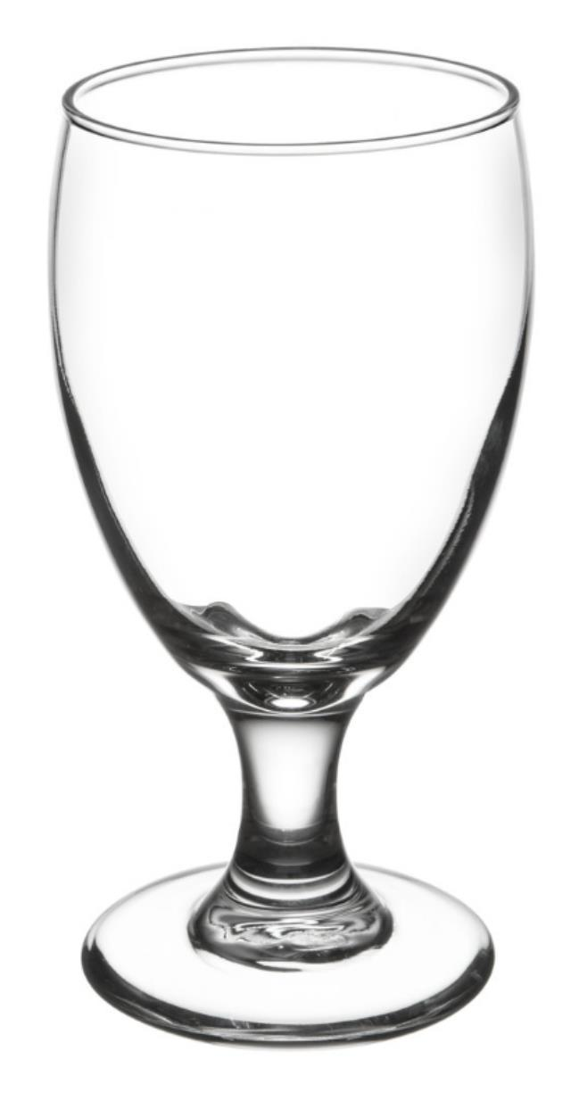 Where to find Water Goblet Glass 10.5 oz in Corvallis