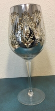 Rental store for Fancy Gold   Silver Glass 21 oz in Corvallis OR