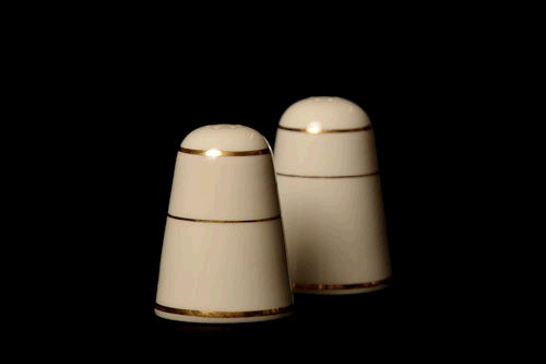 Where to find Pepper Shaker, Ivory China in Corvallis