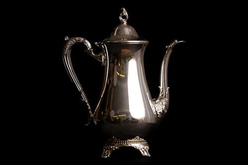 Where to find Silver - Coffee Pot in Corvallis
