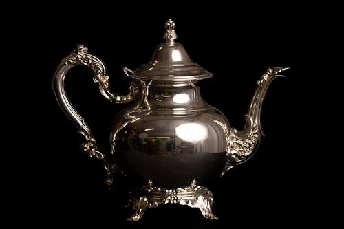 Where to find Silver - Tea Pot in Corvallis
