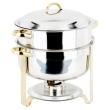 Rental store for Soup Tureen - Deluxe w  Gold in Corvallis OR