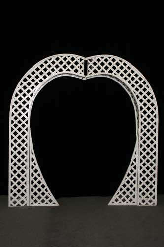 Where to find Lattice - Heart Arch in Corvallis