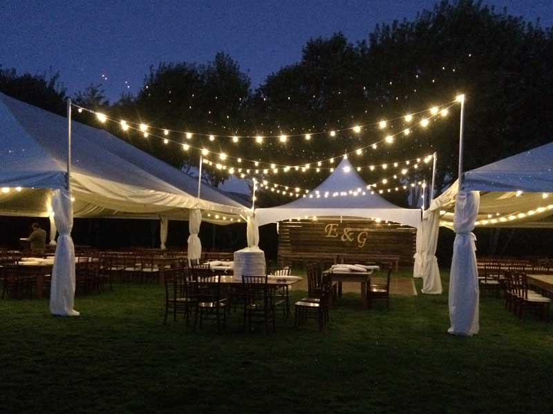 Special event and party rentals in Corvallis Oregon